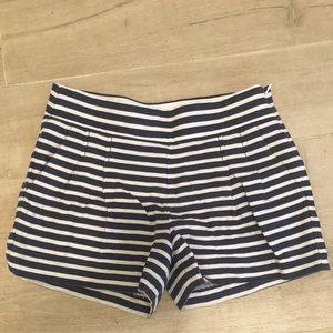 Pants - J. Crew / High Waist / Linen Shorts - Size 0